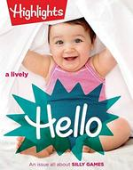 Highlights Hello Magazine Cover