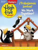 Highlights High Five Bilingue Magazine Cover