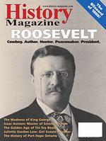 History Magazine Cover
