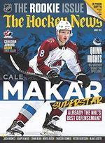 Hockey News Magazine Cover