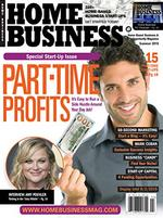 Home Business Magazine Cover