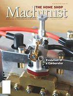 Home Shop Machinist Magazine Cover