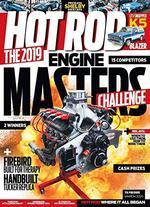 Hot Rod Magazine Cover