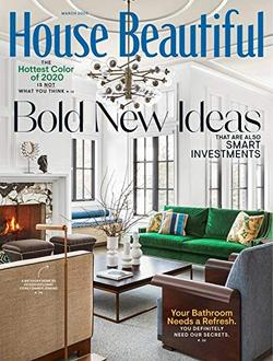 House Beautiful Magazine Cover