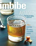 Imbibe Magazine Cover