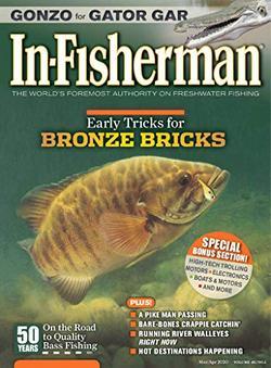 In-Fisherman Magazine Cover