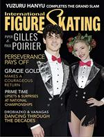 International Figure Skating Magazine Cover