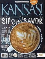 KANSAS! Magazine Cover
