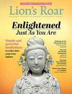 Lion's Roar Magazine Cover