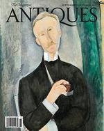Magazine Antiques Magazine Cover