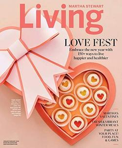 Martha Stewart Living Magazine Cover