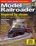 Model Railroader Magazine Cover