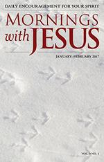 Mornings with Jesus Magazine Cover