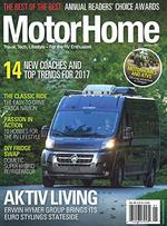 MotorHome Magazine Cover
