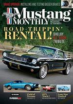 Mustang Monthly Magazine Cover
