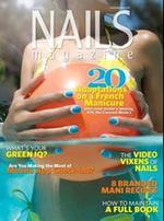 Nails Magazine Cover