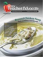 New Teacher Advocate Magazine Cover