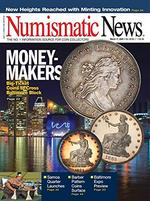 Numismatic News Magazine Cover