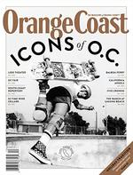 Orange Coast Magazine Cover