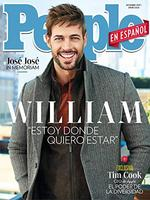 People en Espanol Magazine Cover