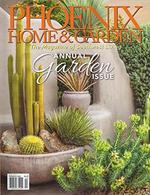 Phoenix Home and Garden Magazine Cover