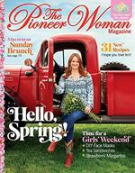 Pioneer Woman Magazine Cover