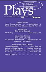 Plays Magazine Cover