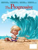 Progressive Magazine Cover