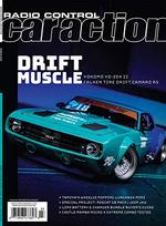 Radio Control Car Action Magazine Cover