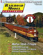 Railroad Model Craftsman Magazine Cover
