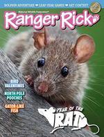 Ranger Rick Magazine Cover