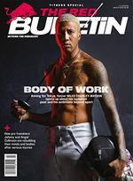 Red Bulletin Magazine Cover
