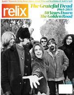 Relix Magazine Cover