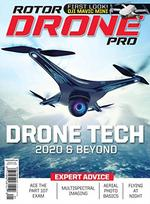 Rotor Drone Magazine Cover