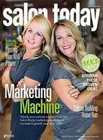 Salon Today Magazine Cover