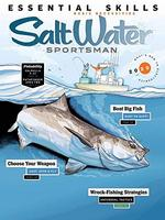 Saltwater Sportsman Magazine Cover