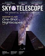 Sky and Telescope Magazine Cover