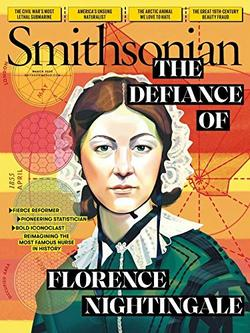 Smithsonian Magazine Cover