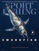 Sport Fishing Magazine Cover