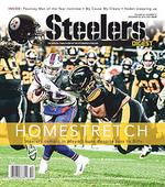 Steelers Digest Magazine Cover