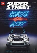 Super Street Magazine Cover