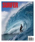 Surfer Magazine Cover