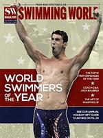 Swimming World Magazine Cover