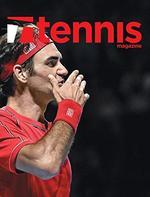 Tennis Magazine Cover