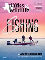 Texas Parks and Wildlife Magazine Cover