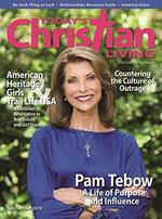 Today's Christian Living Magazine Cover