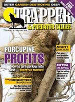 Trapper and Predator caller Magazine Cover