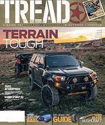 Tread Magazine Cover