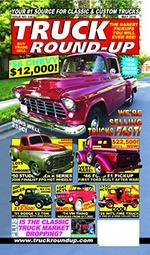 Truck Roundup Magazine Cover