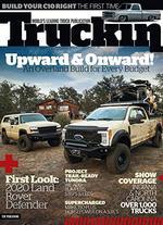 Truckin' Magazine Cover